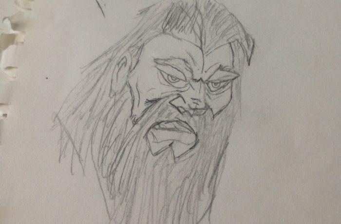 Dwarf Head